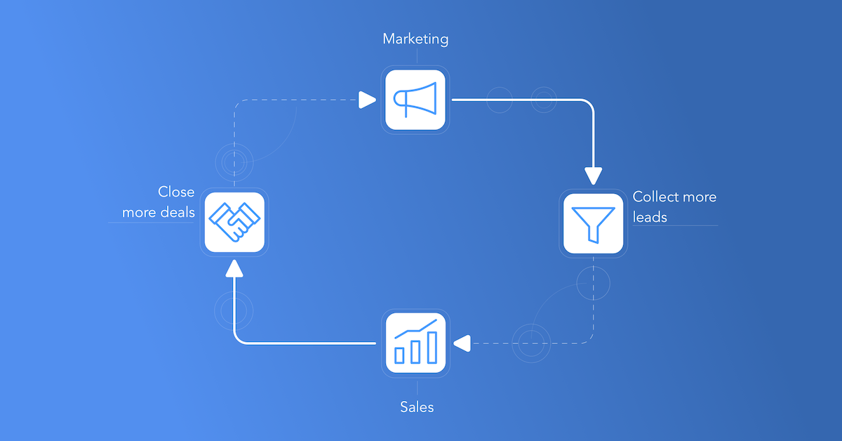 Marketing and sales alignment breaks when there's insufficient lead data