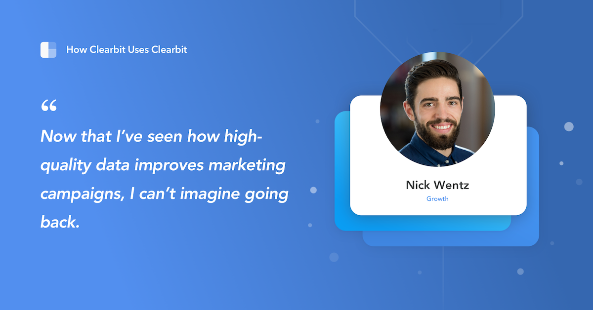 Nick Wentz on the power of marketing